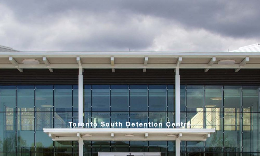 Toronto South Detention Center