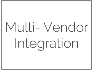 Multi-Vendor Product Integration