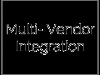 Multi-Vendor Product Integration